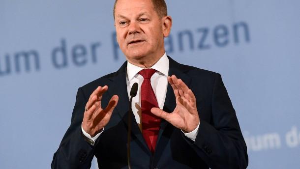 Bund plant mit Neuverschuldung von 218,5 Milliarden Euro