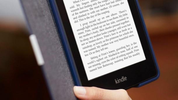 Amazon bereitet E-Book-Flatrate in Amerika vor