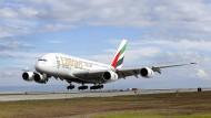 Frische Hoffnung für den Riesen-Airbus