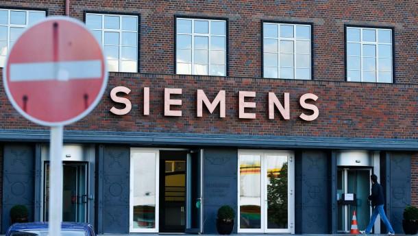 Siemens will für Milliarden Euro Aktien zurückkaufen