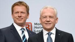 Millionenabfindung für Ex-Bahnchef Grube