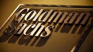 Deutscher steigt bei Goldman Sachs auf