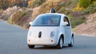 Google lässt Testflotte aus 150 selbstfahrenden Autos bauen