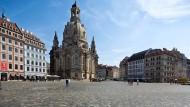 Dresden gehört zu den Magneten in Ostdeutschland.