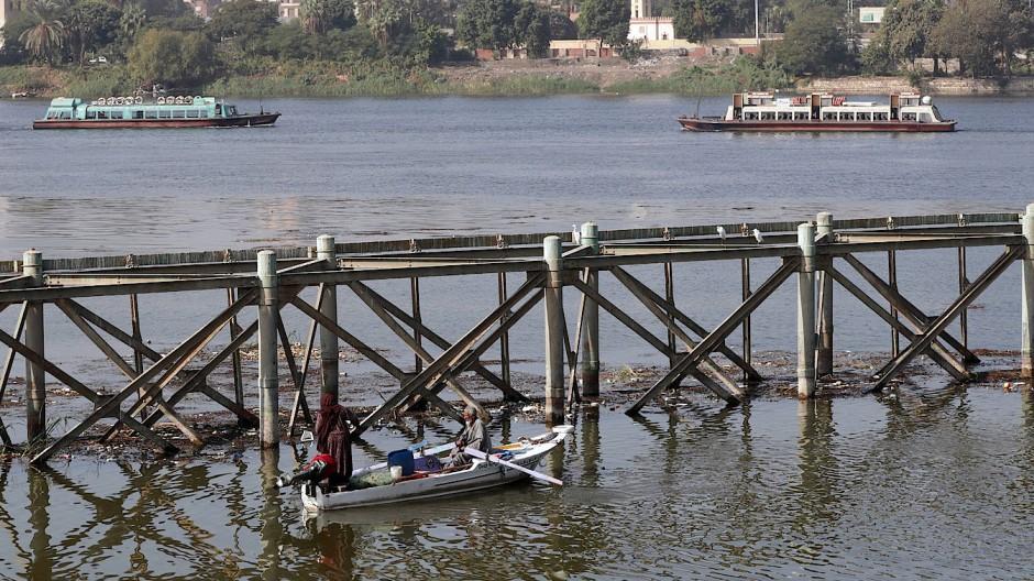 Ein von der Weltbank mitfinanziertes Damm-Projekt in Äthiopien