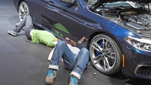 Drei Argumente gegen Trumps Kritik an deutschen Autoverkäufen