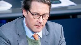 Die FDP will Scheuers Handy einsammeln