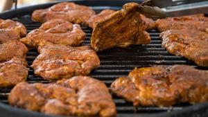 Auch teures Fleisch kann eklig sein
