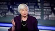 Die ehemalige Notenbank-Präsidentin Yellen soll unter Biden Finanzministerin werden.