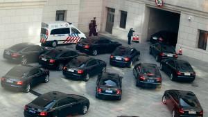 Schlag gegen deutsche Autohersteller in China