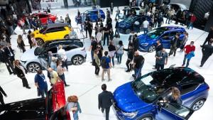 Autobranche wertet IAA Mobility in München als Erfolg
