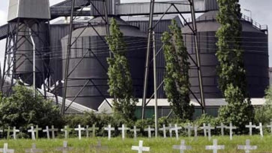 Kapazitätsabbau: Das Hamburger Aluminiumwerk schließt