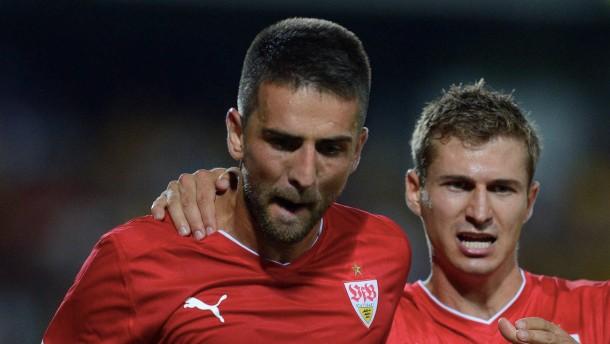 Ibisevic lässt VfB Stuttgart auf Europa hoffen