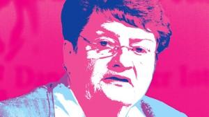 Die Grand Old Lady der Ökonomie