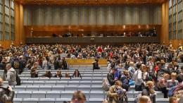 Präsenz an Hochschulen als Normalfall