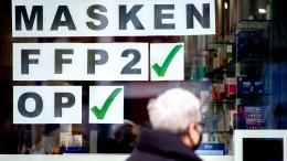 FFP2-Masken für Risikogruppen?