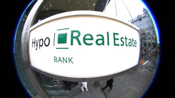 HRE beantragt riesige Bad Bank