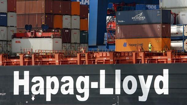 Hapag-Lloyd sucht Partner