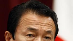 Japan plant Rekordhaushalt gegen die Rezession
