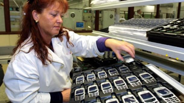 IG Metall stimmt der 40-Stunden-Woche bei Siemens zu