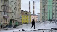 Norilsk lebt von Hoffnung