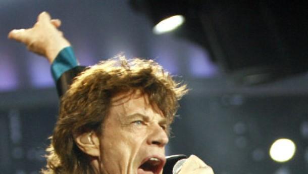 Rolling Stones streiten mit EMI