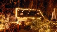 Teure Weihnachtsbeleuchtung: Der Verbrauch ist meist höher als gedacht.