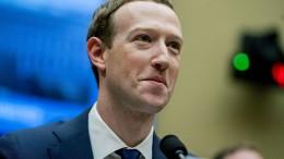 Mark Zuckerberg ist jetzt fast so reich wie Warren Buffett