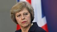 Begeistert dürfte sie nicht sein vom Urteil des Supreme Court. Doch es hätte schlimmer kommen können für Theresa May.