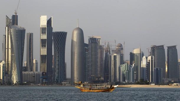 An diesen Unternehmen ist Qatar beteiligt