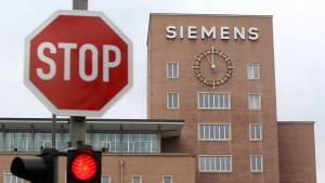 Siemens-Betriebsratschef verzichtet auf Vertragsverlängerung