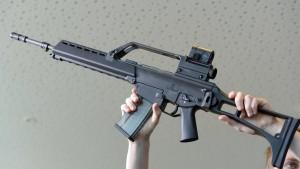 Rüstungsexporte kommen auf den Prüfstand