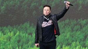 Musk kündigt Produktionsstart bis Dezember an