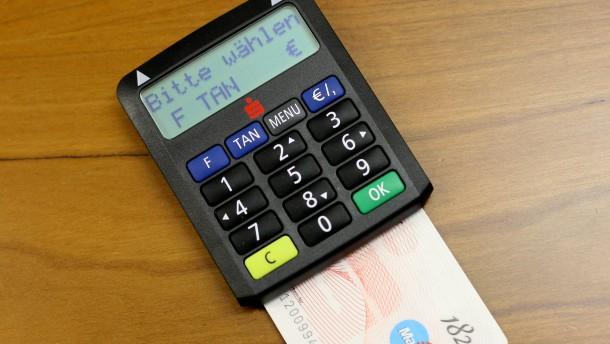 Wer besonders gerne Online-Banking nutzt