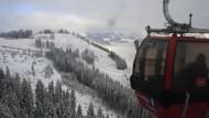 """Hoch hinaus: etwa beim Skiseminar """"Spuren hinterlassen"""" in Kitzbühel"""