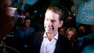Sebastian Kurz könnte der Wahlsieger in Österreich werden.
