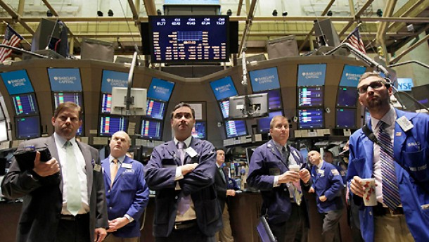 Börsen vor Herkulesaufgaben