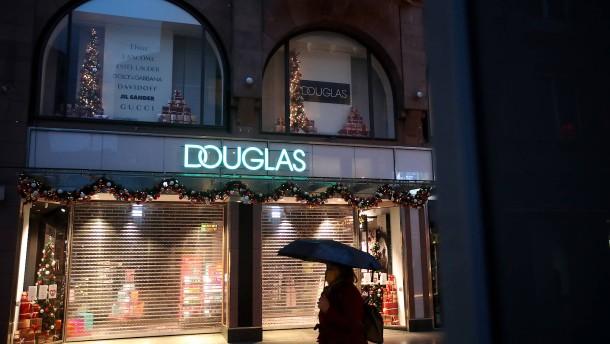 Douglas schließt nun doch alle Filialen