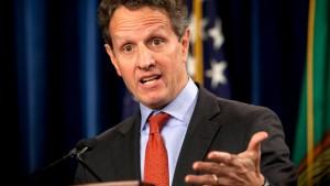 Geithner wird Manager bei privater Investmentfirma