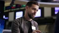 Der Mann mit dem Vogel: Twitter-Chef Jack Dorsey führt nebenbei auch den Online-Bezahldienst Square.