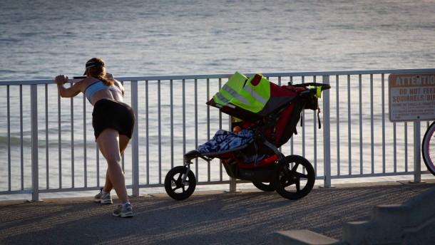 San Francisco führt die voll bezahlte Elternzeit ein