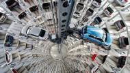 Volkswagen ist wieder der größte Autokonzern der Welt