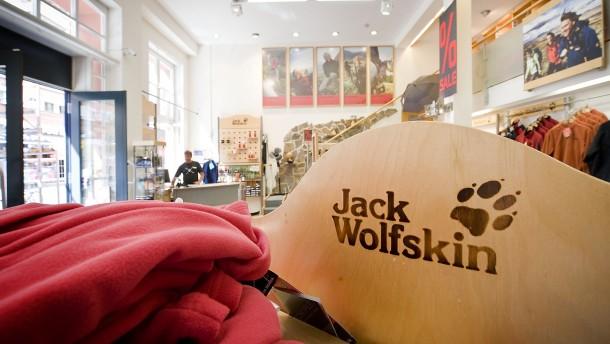 Jack Wolfskin an Finanzinvestor verkauft