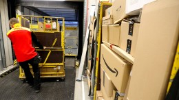 Paketbranche macht fast 19 Milliarden Euro Umsatz