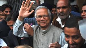Davos ohne Yunus