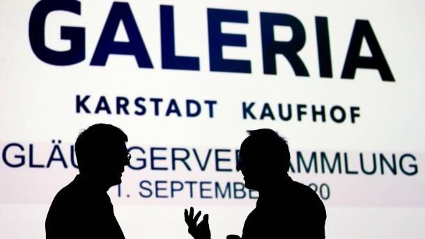 Weg frei für Sanierung von Karstadt Kaufhof