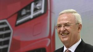VW-Chef Winterkorn ist bestbezahlter Top-Manager in Europa