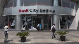 China ermittelt gegen mehr als 1000 Autofirmen