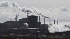 Britische Stahlindustrie kämpft ums Überleben