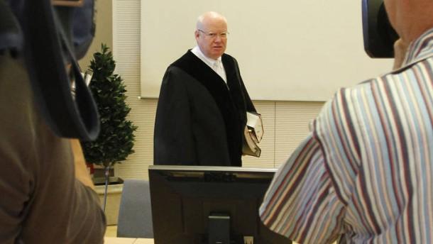Kirch-Prozess vor dem Münchener Landgericht